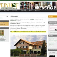 Wein – Onlineshop ab sofort geöffnet